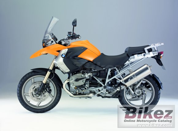 2009 BMW R 1200 GS photo
