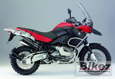 2009 BMW R 1200 GS Adventure photo