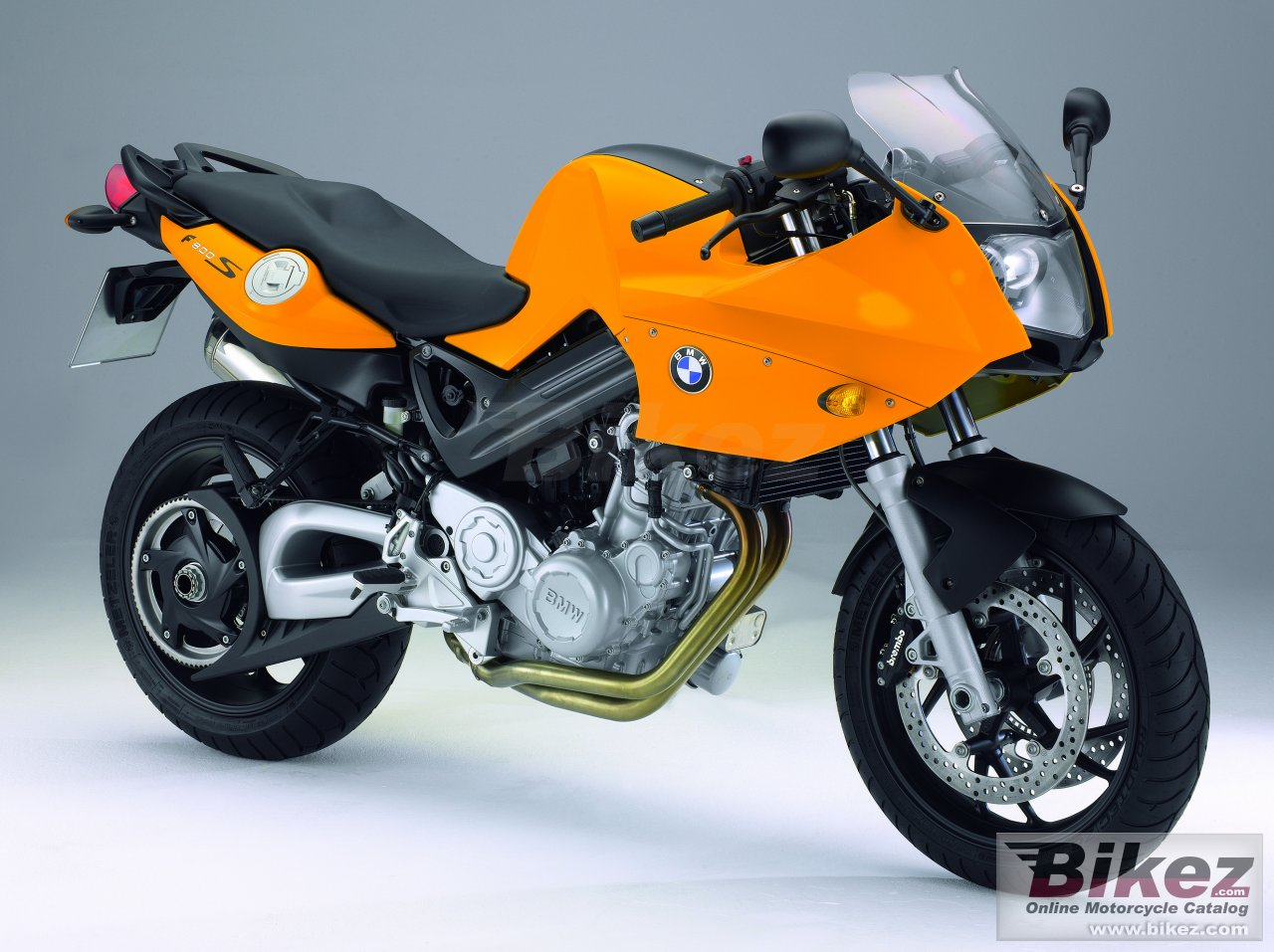 Big BMW f 800 s picture and wallpaper from Bikez.com