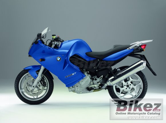 2009 BMW F 800 ST photo