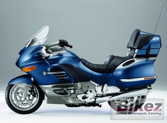 2009 BMW K 1200 LT photo