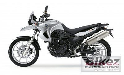 2010 BMW F 650 GS photo