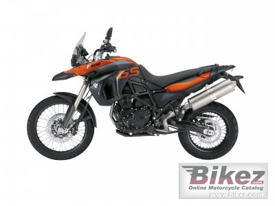 2010 BMW F 800 GS photo