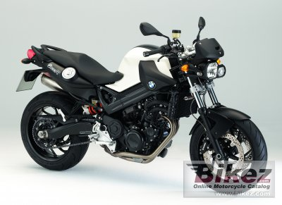 2010 Bmw F 800 R Specifications And Pictures