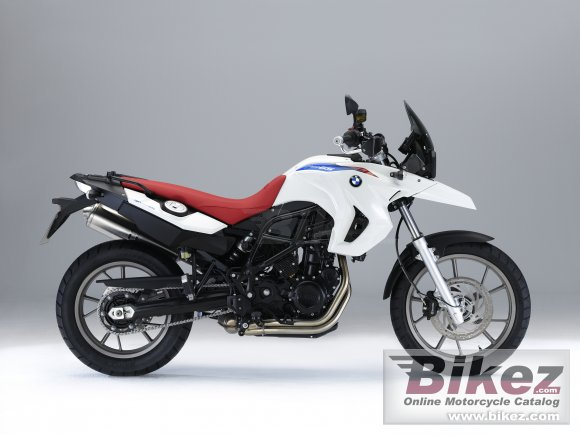 2011 BMW  F 650 GS  photo