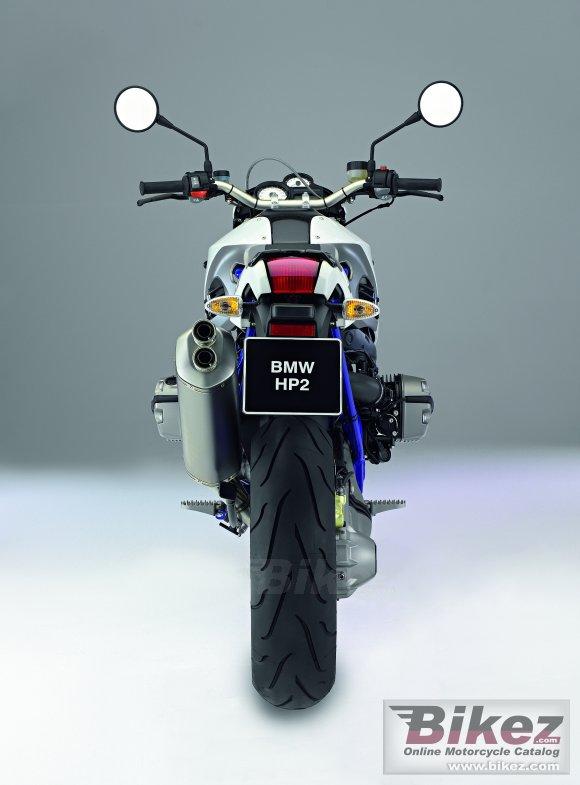 2011 BMW HP2 Megamoto