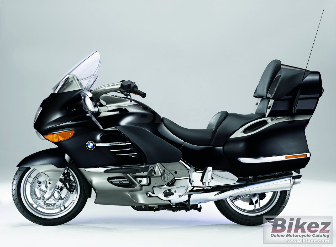 Big BMW k 1200 lt picture and wallpaper from Bikez.com