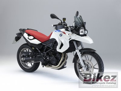 2011 BMW F 650 GS specifications and pictures
