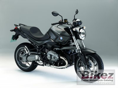 2011 BMW R 1200 R specifications and pictures