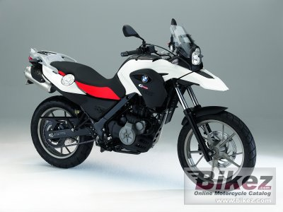 2012 BMW G 650 GS photo