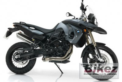 2012 BMW F 800 GS photo