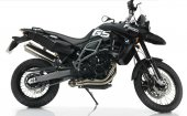 2012 BMW F 800 GS Triple Black