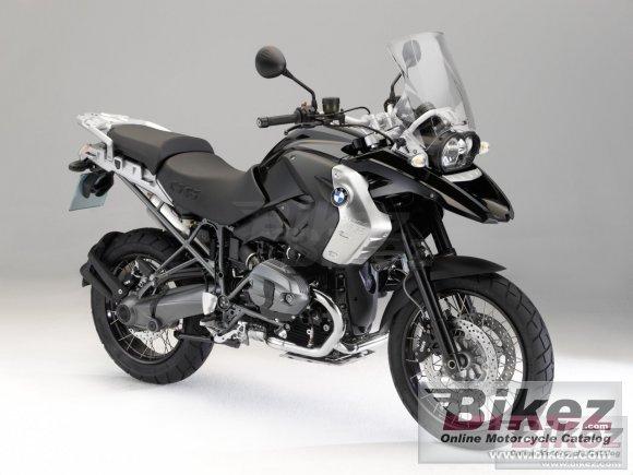 2012 BMW R 1200 GS Triple Black