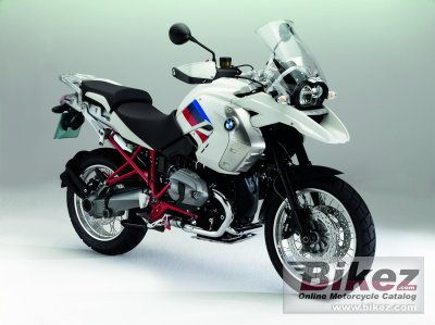 2012 BMW R 1200 GS Rallye photo