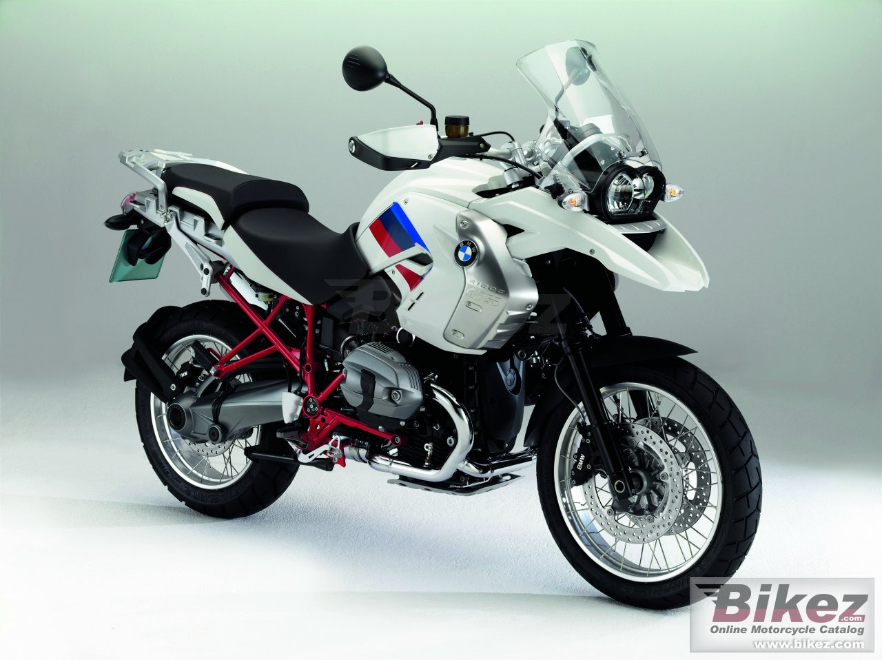 Big BMW r 1200 gs rallye picture and wallpaper from Bikez.com