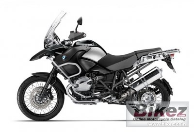 2012 BMW R 1200 GS Adventure Triple Black photo