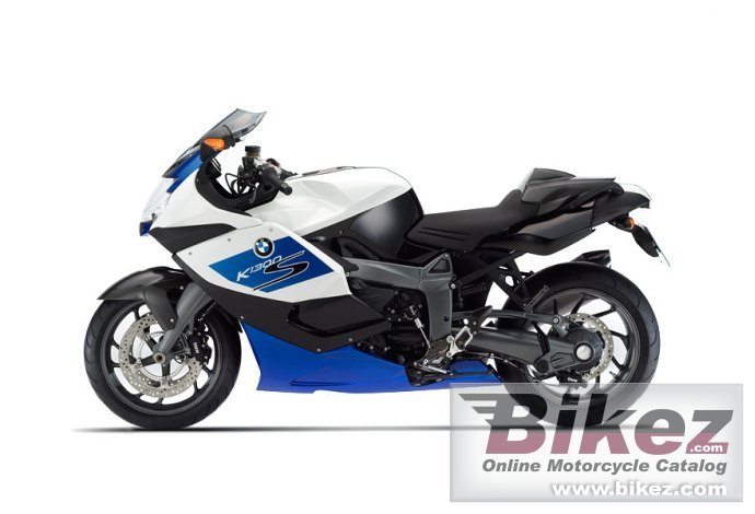 Big BMW k 1300 s hp picture and wallpaper from Bikez.com