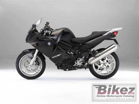 2012 BMW F 800 ST photo