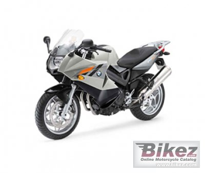 2012 BMW F 800 ST Touring photo