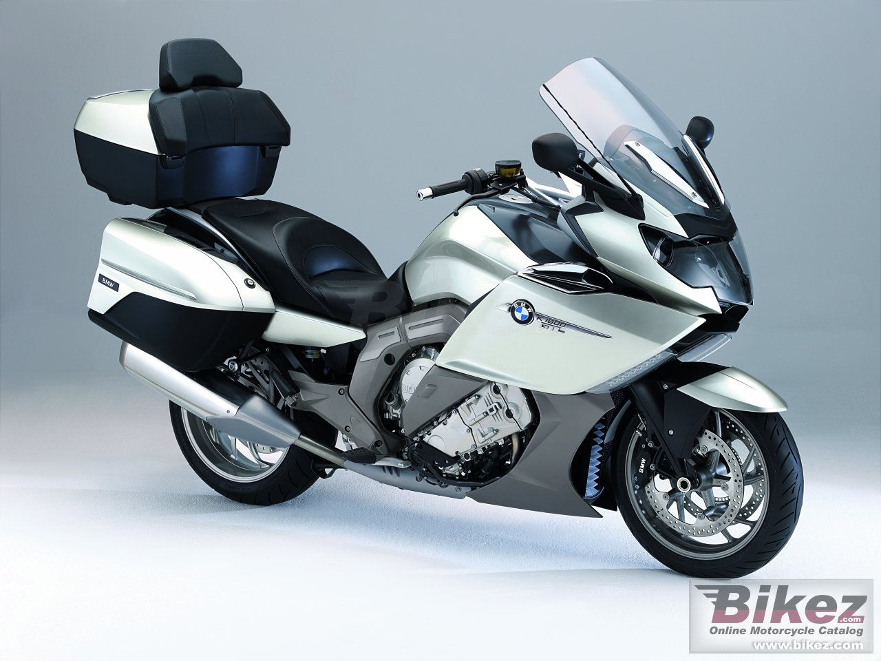 Big BMW k 1600 gtl picture and wallpaper from Bikez.com
