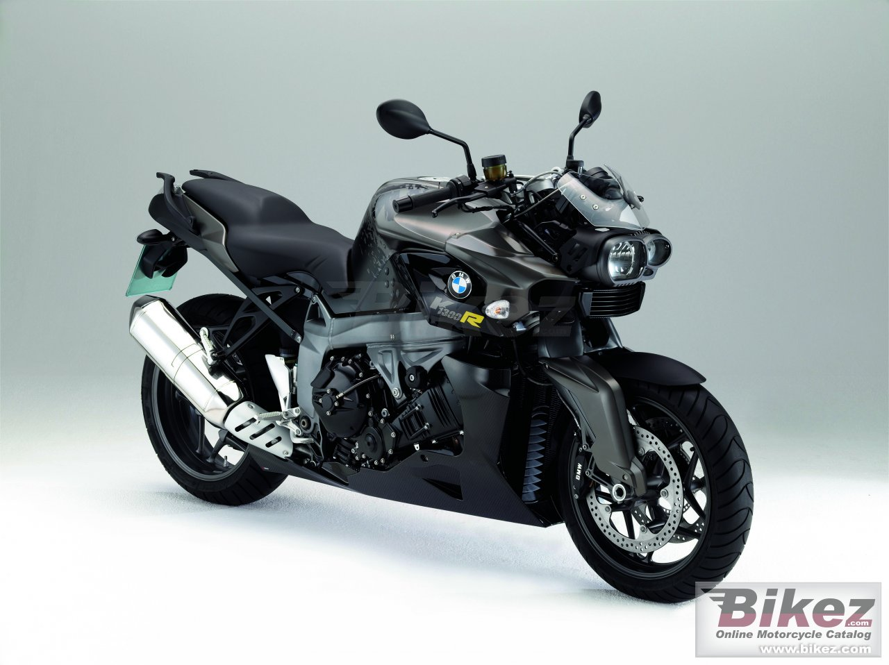 Big BMW k 1300 r picture and wallpaper from Bikez.com