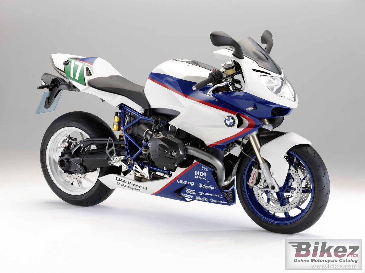 Big BMW hp2 sport picture and wallpaper from Bikez.com