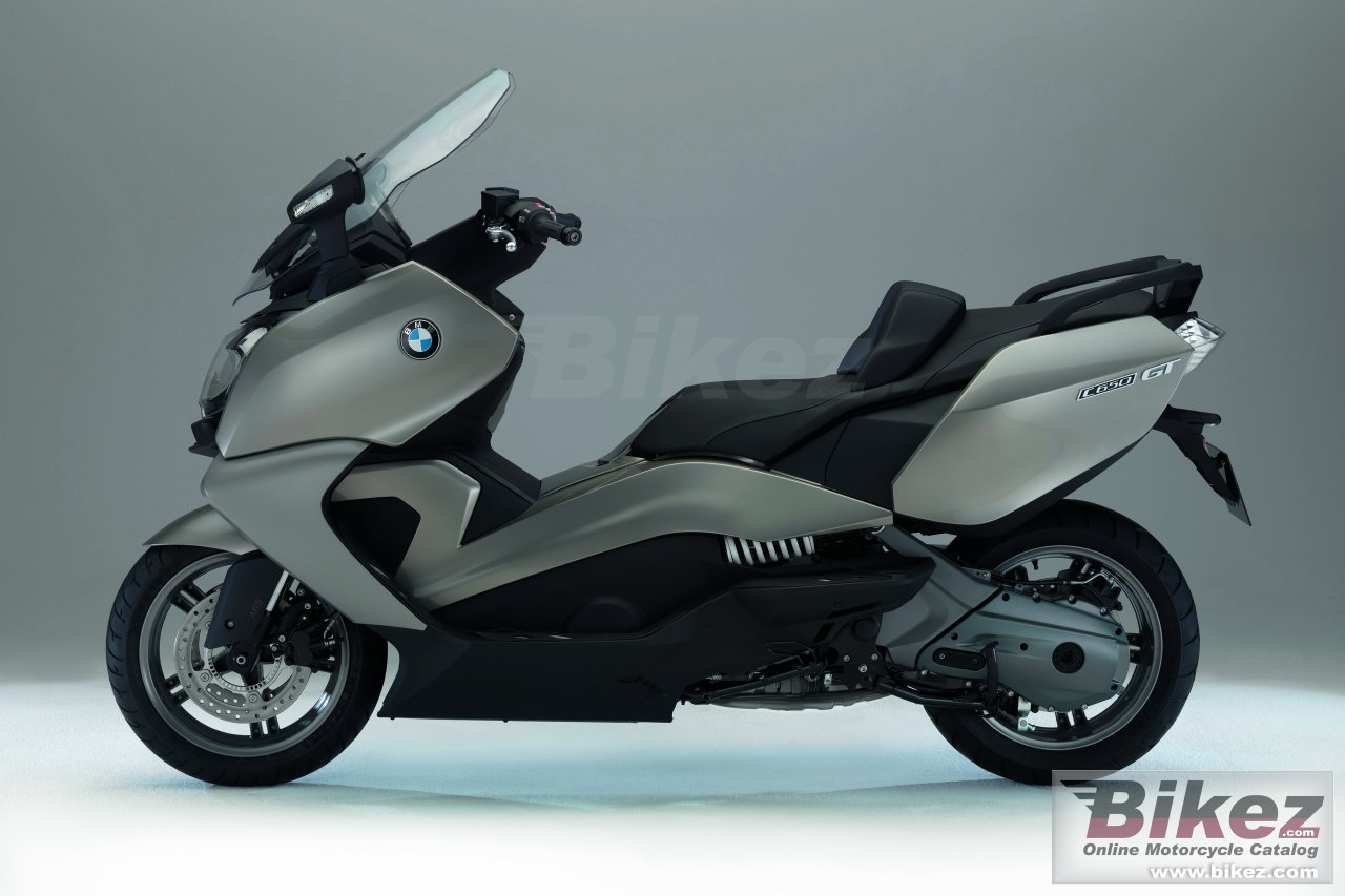 Big BMW c 650 gt picture and wallpaper from Bikez.com