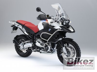 2012 Bmw R 1200 Gs Adventure Specifications And Pictures