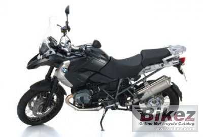 2012 BMW R 1200 GS Triple Black