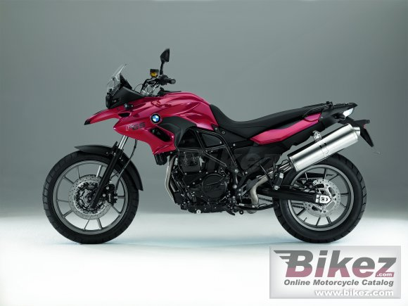 2013 BMW F 700 GS photo