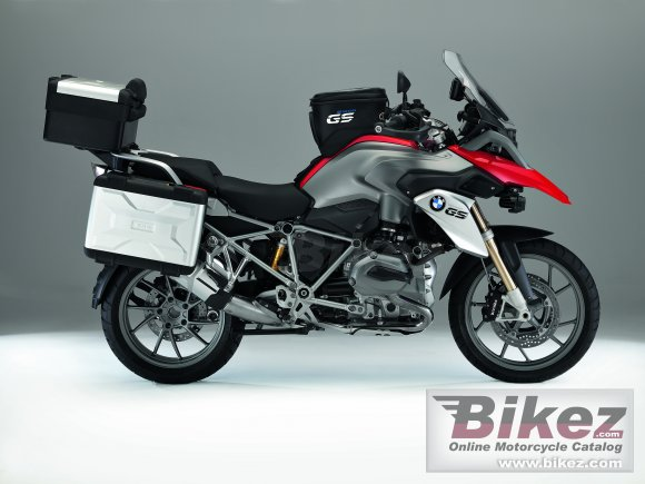 2013 BMW R 1200 GS photo