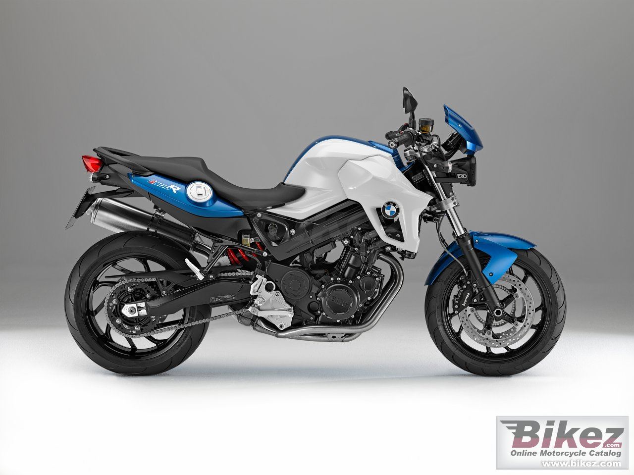 Big BMW f 800 r picture and wallpaper from Bikez.com