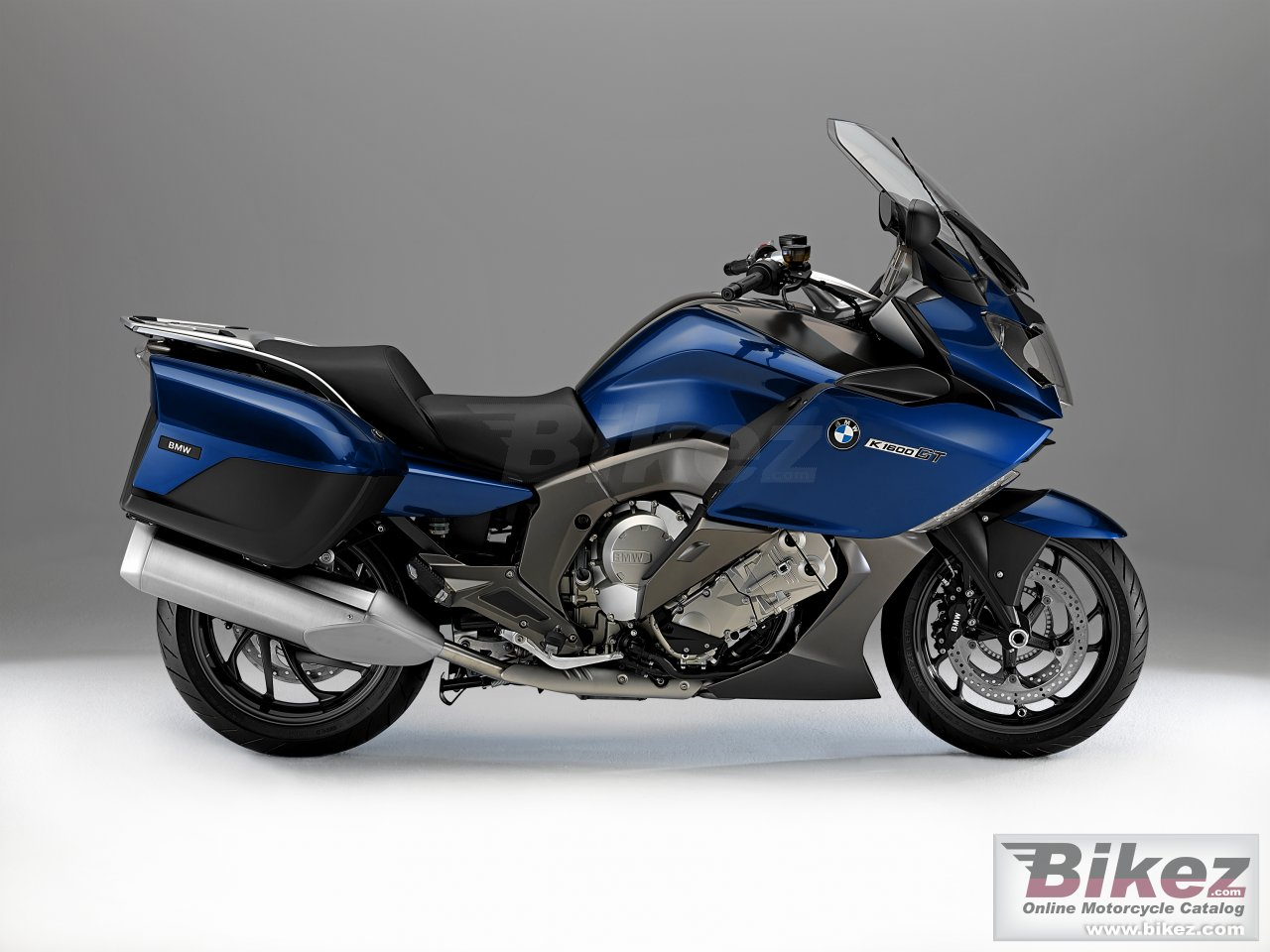 Big BMW k 1600 gt picture and wallpaper from Bikez.com