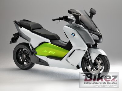 2013 BMW C Evolution photo