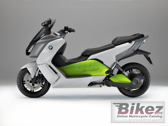 2013 BMW C Evolution
