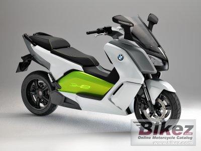 2013 BMW C Evolution