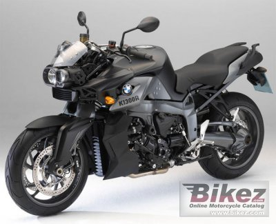 2013 BMW K 1300 R Dynamic Edition