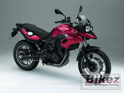 2014 BMW F 700 GS photo