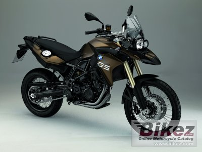 2014 BMW F 800 GS photo
