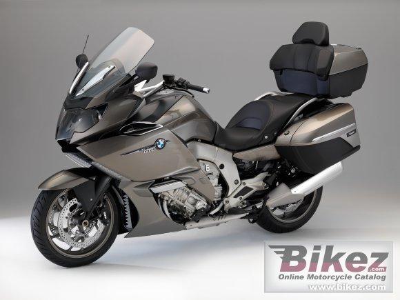 2014 BMW K 1600 GTL
