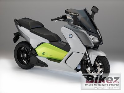 2014 BMW C Evolution photo