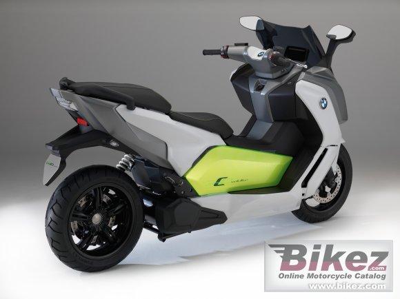 2014 BMW C Evolution