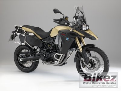 2014 BMW F 800 GS Adventure photo