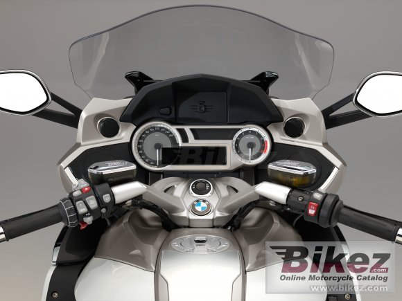 2014 BMW K 1600 GTL E