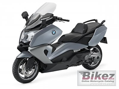 2014 Bmw C 650 Gt Specifications And Pictures