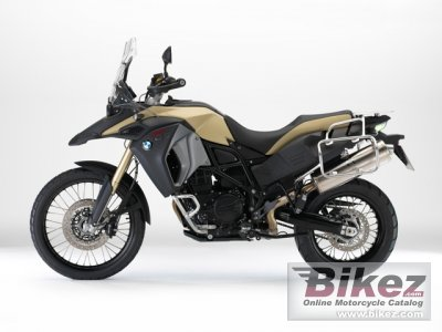 2014 BMW F 800 GS Adventure Travel
