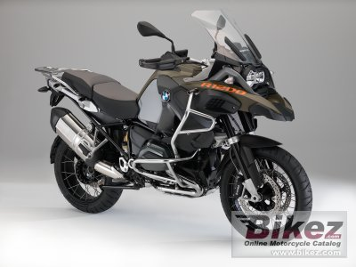 2014 BMW R 1200 GS Adventure XE