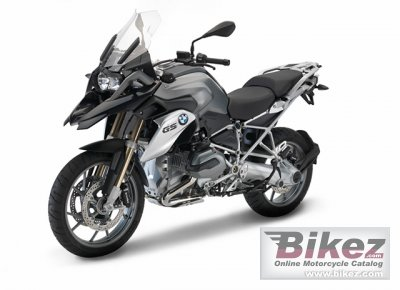 2014 BMW R 1200 GS Enduro