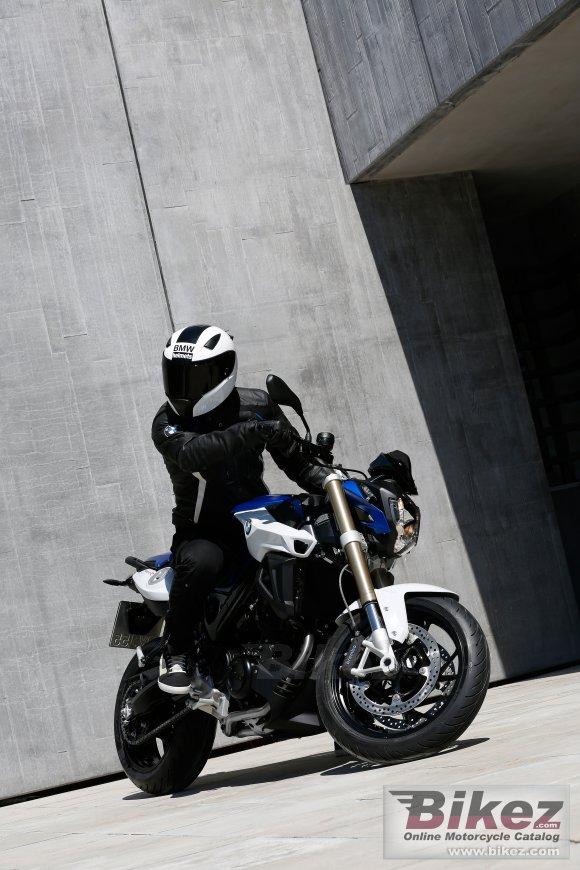 2015 BMW F 800 R