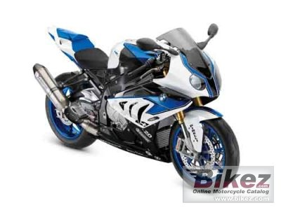 2015 BMW HP4 Carbon